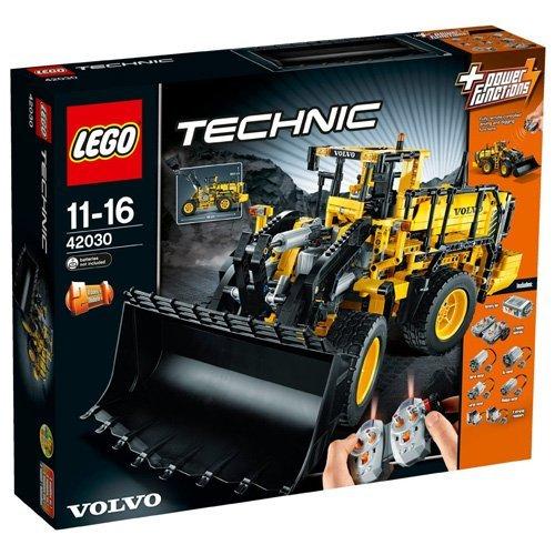[Amazon.co.uk] LEGO Technic - 42030 Volvo L350F Radlader für  ~134,38 €