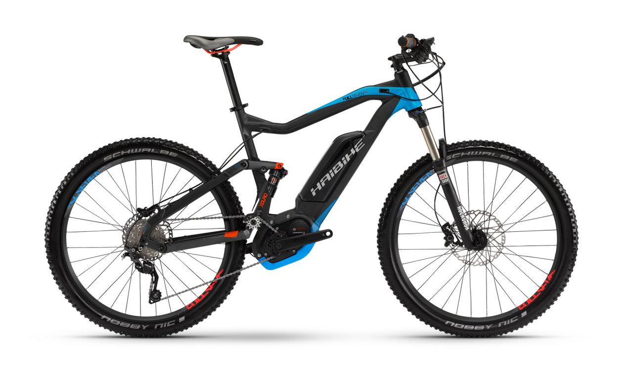 [Fahrrad XXL] Haibike XDuro Fullseven RC (2016)