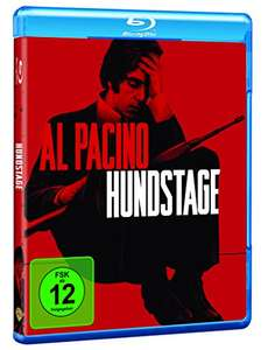 Großer Al Pacino Klassiker: Hundstage - 40th Anniversary Edition [Blu-ray] [Amazon Prime]