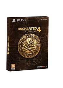 (Base.com) Uncharted 4: A Thief's End - Special Edition (PS4) für 35€