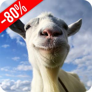 [Android] Alle Goat Simulatoren von CoffeStainStudios im Preis gesenkt. zB Teil l, -80% für 0,99€  statt 4,99€