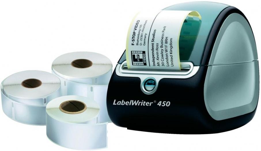 DYMO LabelWriter™ 450 inkl. 3 Etikettenrollen für 47,39€ [Voelkner]