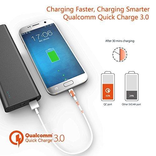 [Amazon] Jackery Thunder X 20100mAh QuickCharge 3.0 Powerbank für 25,59€ statt 39,99€