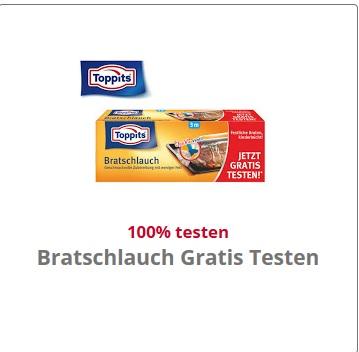 [Scondoo] Toppits Bratschlauch gratis (Neue unabhängige Aktion)