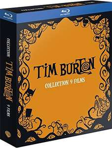 Tim Burton Blu-ray Collection (9 Filme) für 30,73€ (Amazon.fr)