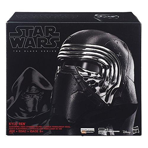 Star Wars Black Series Helm von Kylo Ren mit voice changer [Amazon.uk]