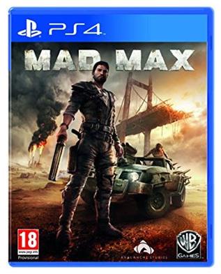 Mad Max (Xbox One/PS4) für 14,77€ (Base.com)