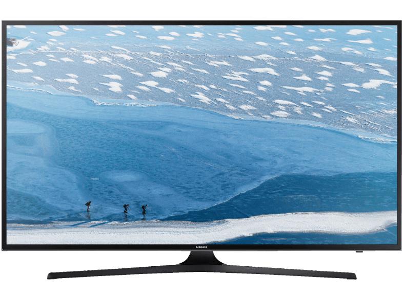 Grenzgänger/Urlauber : Samsung UHD TV UE 55 KU6070 (baugl.KU6079) Saturn Salzburg