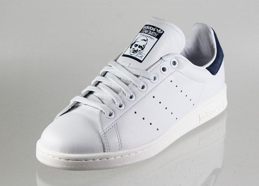 [AboutYou] Adidas Stan Smith blau in vielen Größen ab 42,71€ (36,5 bis 47,5)