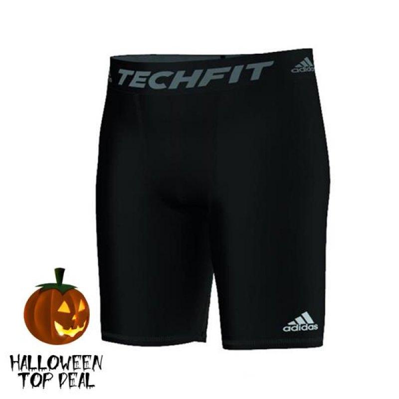 [11teamsports] adidas Tech Fit Base Short für 14,97€ // Mind. 15% Rabatt auf alles // keine Versandkosten / / Happy Halloween