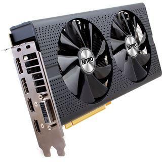 Mindfactory Mindstar / 4096MB Sapphire Radeon RX 480 Nitro+ Aktiv PCIe 3.0 x16