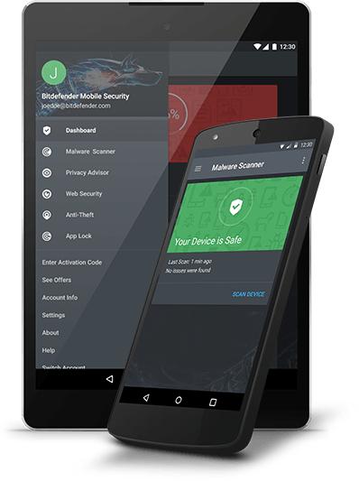 Bitdefender Mobile Security 6 Monate gratis