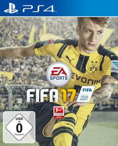 [Amazon Prime Now] Fifa 17 (PS4, X-Box 360, X-Box One) für 41,99 für Erstbesteller (lokal)