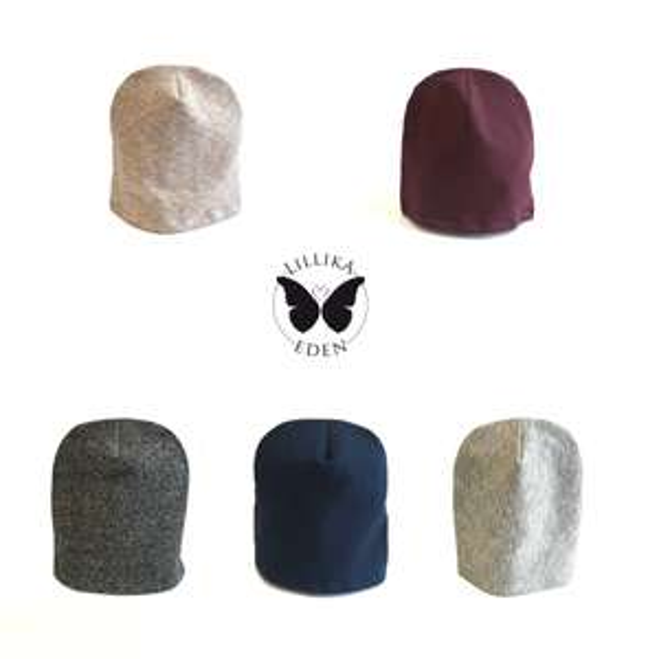 Handgemachte Beanie Mütze in 5 verschiedenen Farben ab 1€ zzgl. VSK / 1 für 6€, 2 für 7€, 3 für 8€...