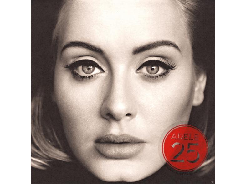 Adele - 25 Das Mega Album auf CD für  7,99 € @ saturn.de