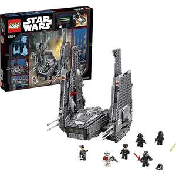 LEGO 75104 Kylo Ren's Command Shuttle für mytoys Neukunden 70,19€