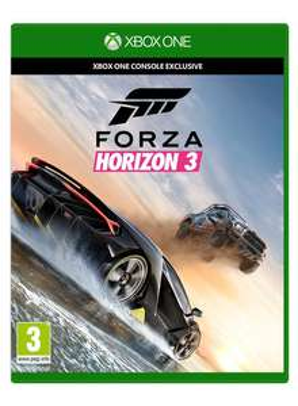 Xbox One | Forza Horizon 3 für 34,95 € [coolshop.de]