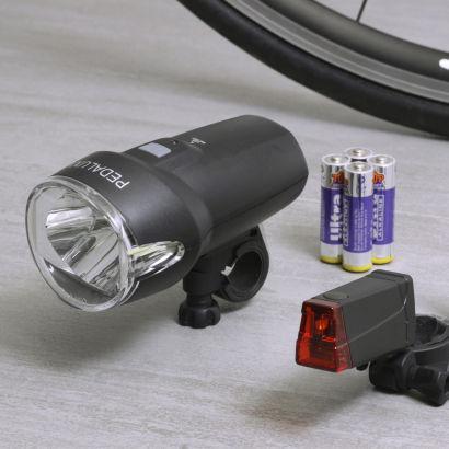 ALDI-Nord: LED-Fahrradlampen Set für 6,99 EURO