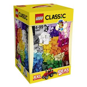 [Real] LEGO Classic 10697 - Große Kreativ-Steinebox ab 35,50€ online möglich