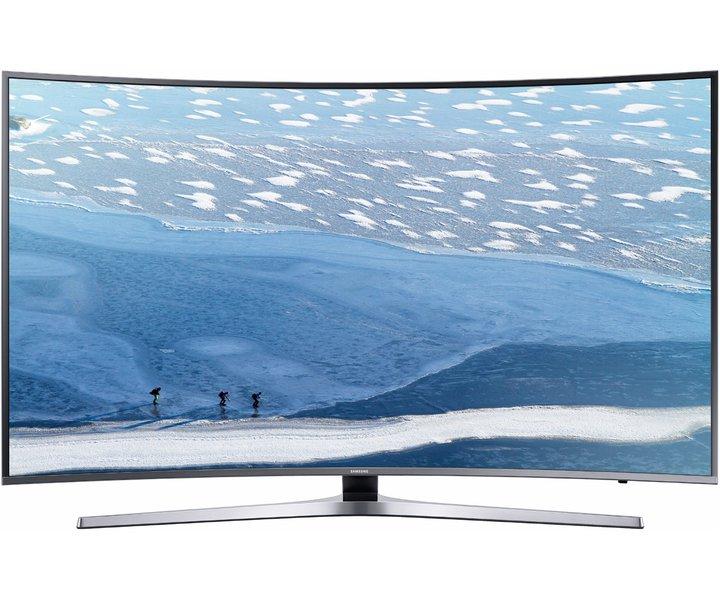 [lokal Neu-Ulm] Samsung 49KU6659 UHD Curved TV + Tablet für 599€