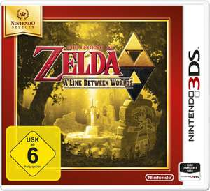 The Legend of Zelda: A Link Between Worlds (3DS) für 15,99€ [Amazon Prime]