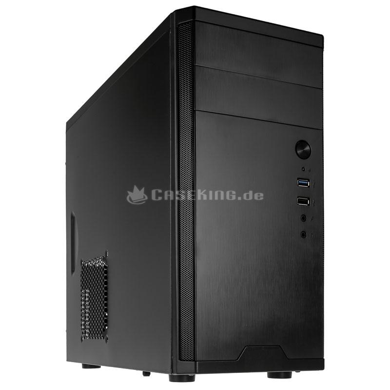 Fractal Design Core 1100 PC-Gehäuse (mATX) für 28,89€ [Caseking]