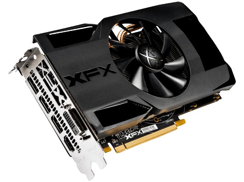 XFX RX 470 Single Fan mit 4GB GDDR5 für 175,50€ versandkostenfrei [Masterpass] [Saturn]