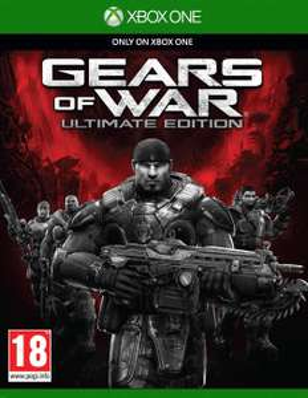 [CDkeys] Gears of War : Ultimate Edition - Xbox One - Digital Code (Digital Download) - Paypal