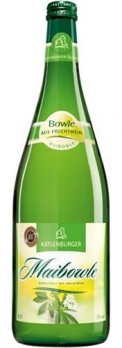 1 Liter-Flasche Mai-, Erdbeer- o. Pfirsich-Bowle @Edeka-Hessenring [regional ?]