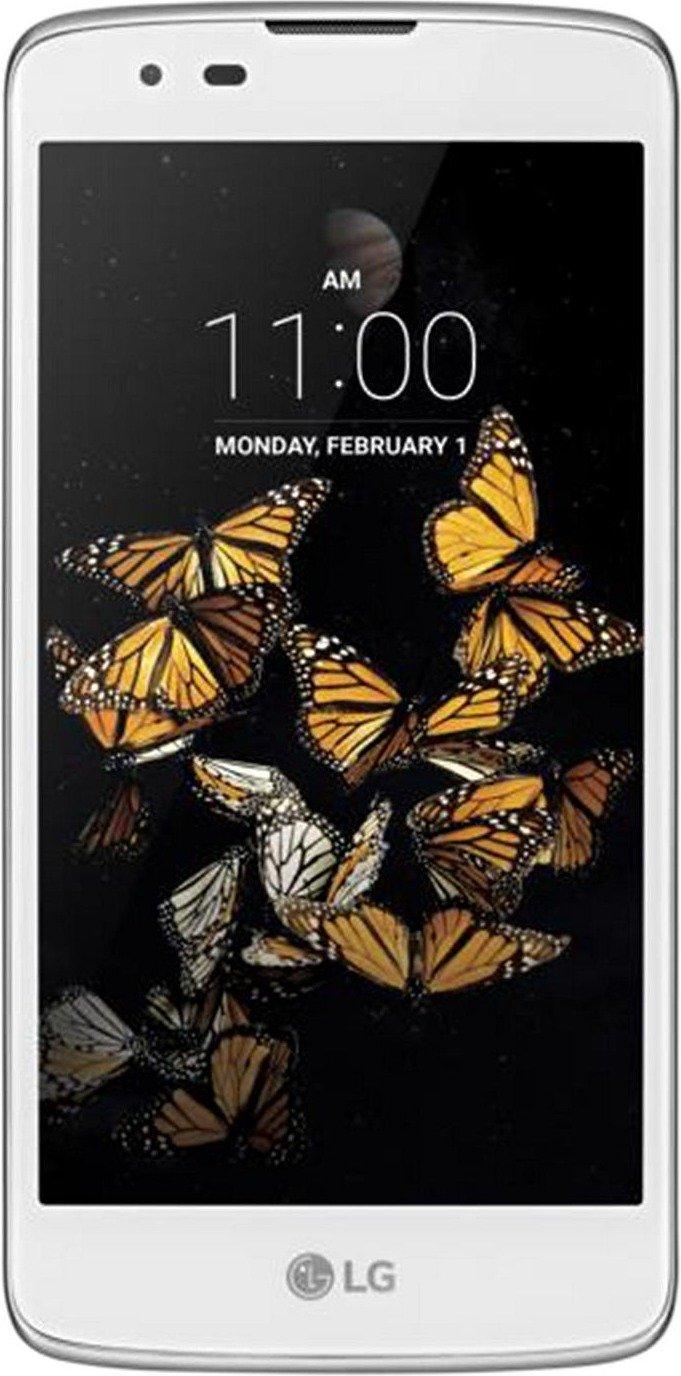 LG K8 LTE (5 HD IPS, MT6735 Quadcore, 1,5GB RAM, 8GB eMMC, 8MP + 5MP Kamera, 2125mAh, Android 6) + Fußball für 95€ [Mediamarkt]