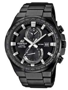 CASIO Edifice Herrenuhr EFR-542BK-1AVUEF - uhrcenter.de - vsk frei
