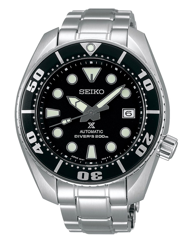 Seiko SBDC031 Prospex Sumo Automatik Taucheruhr - incl. Modalo Uhrenbeweger (Wert ca.90€) gratis