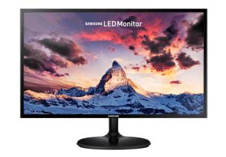 [Ab 8 Uhr] Samsung S24F350FHU Monitor (23,5 FHD IPS-PLS, 250cd/?m², 4ms, 72Hz, AMD FreeSync, VESA, EEK A) für 101€ [Mediamarkt]