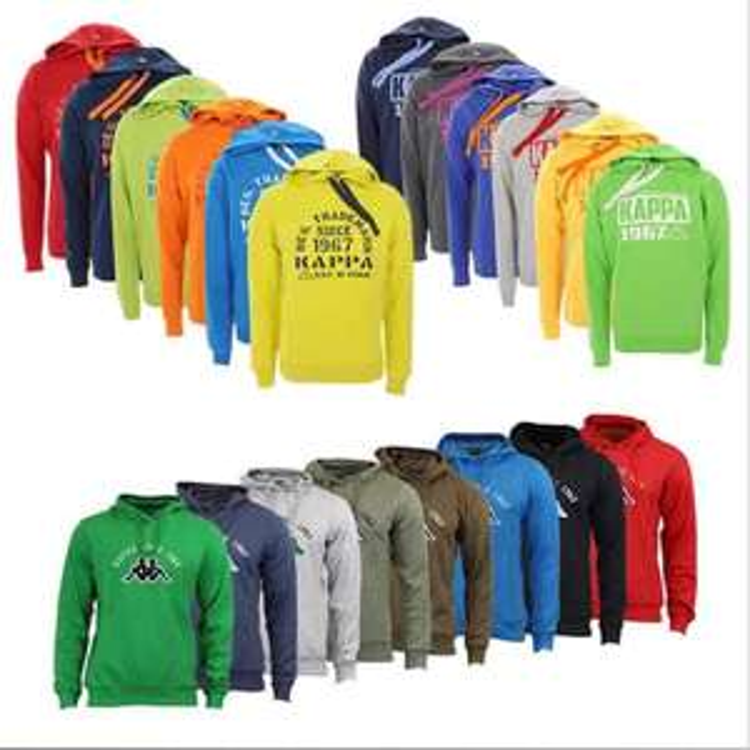 [eBay] Kappa Kapuzensweatshirt Hoodie Ridder Tilo Orgin Sweatshirt viele Farben Größen