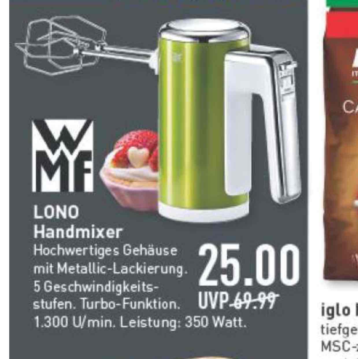 WMF Lono Handmixer 25€