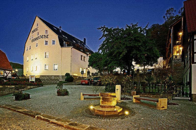 4 Nächte Elbsandsteingebirge  4**** Hotel in Bad Schandau Doppelzimmer / Frühstück p.P. 39.- €