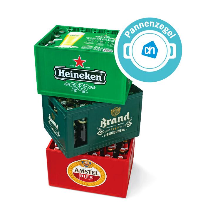 [GRENZGÄNGER NL] PLUS & Albert Heijn AH - Ben & Jerry's? Eis - 3,99 | Heineken / Amstel / Brand 24x0,3L Kiste 8,99 + Pfand