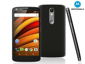 "[Ibood.de] Mo­to­ro­la Moto X Force schwarz [13,?72cm (5,4"") WQHD, An­dro­id 6.0, 2.0GHz Oc­ta-Co­re, 21MP Ka­me­ra] für 305,90€"