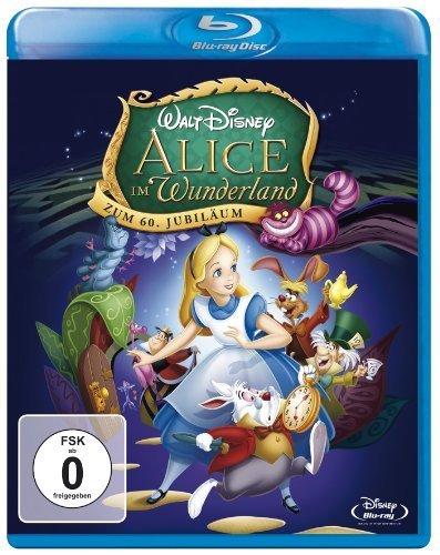 """4x Disney-Bluray für 21,97€: """"Alice im Wunderland"""" + """"Rapunzel: Neu verföhnt"""" + """"Küss den Frosch"""" + """"Mulan"""" (oder """"Elliott, das Schmunzelmonster"""") [Müller]"""