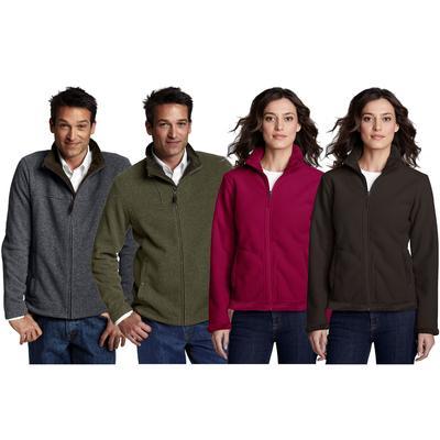 LANDS' END Fleece-Jacke für Damen & Herren in verschiedenen Farben Jacke @Ebay WOW 19,95€