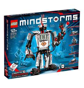 Lego Mindstorms EV3 -> Kaufhof -> Rubbelaktion -> 20% -> 255,99