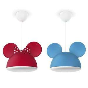 Philips Disney Pendelleuchte 15W Mickey Mouse/ Mini Mouse für 24,95€ inkl. Versand.