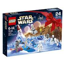 [Intertoys] Lego Star Wars Adventskalender nur heute -20%
