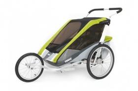 [RAKUTEN] Thule Chariot Cougar 2 Sitzer + Fahrradset Bestpreis + 166,19 € in Superpunkten
