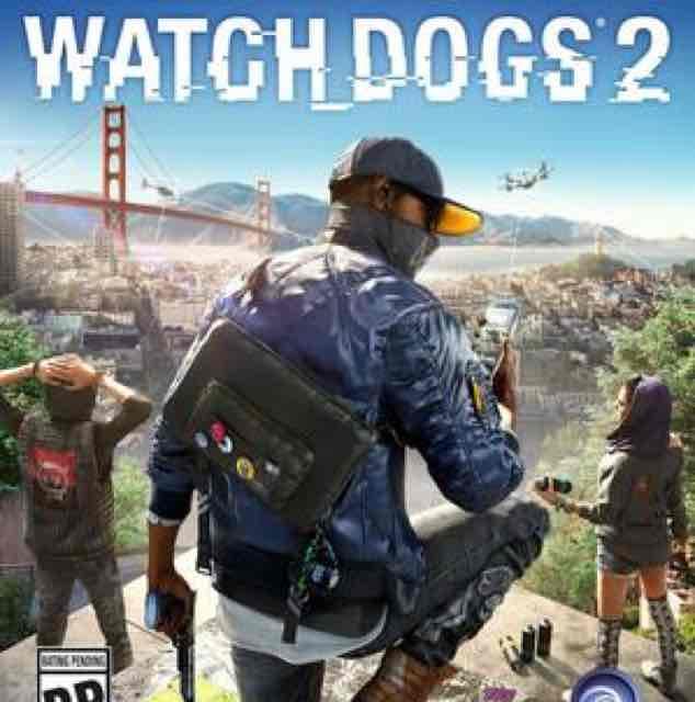 [Gamesonly] Watch Dogs 2 PS4/XONE