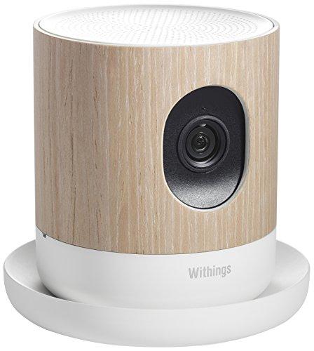 [Amazon] Withings Home HD WLAN Überwachungs-Kamera mit Luftqualitäts-Sensoren für 126,99€