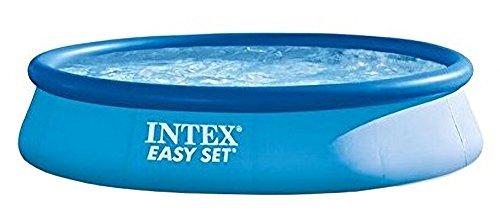 Intex Pools 4m Durchmesser - an den Sommer 2017 denken