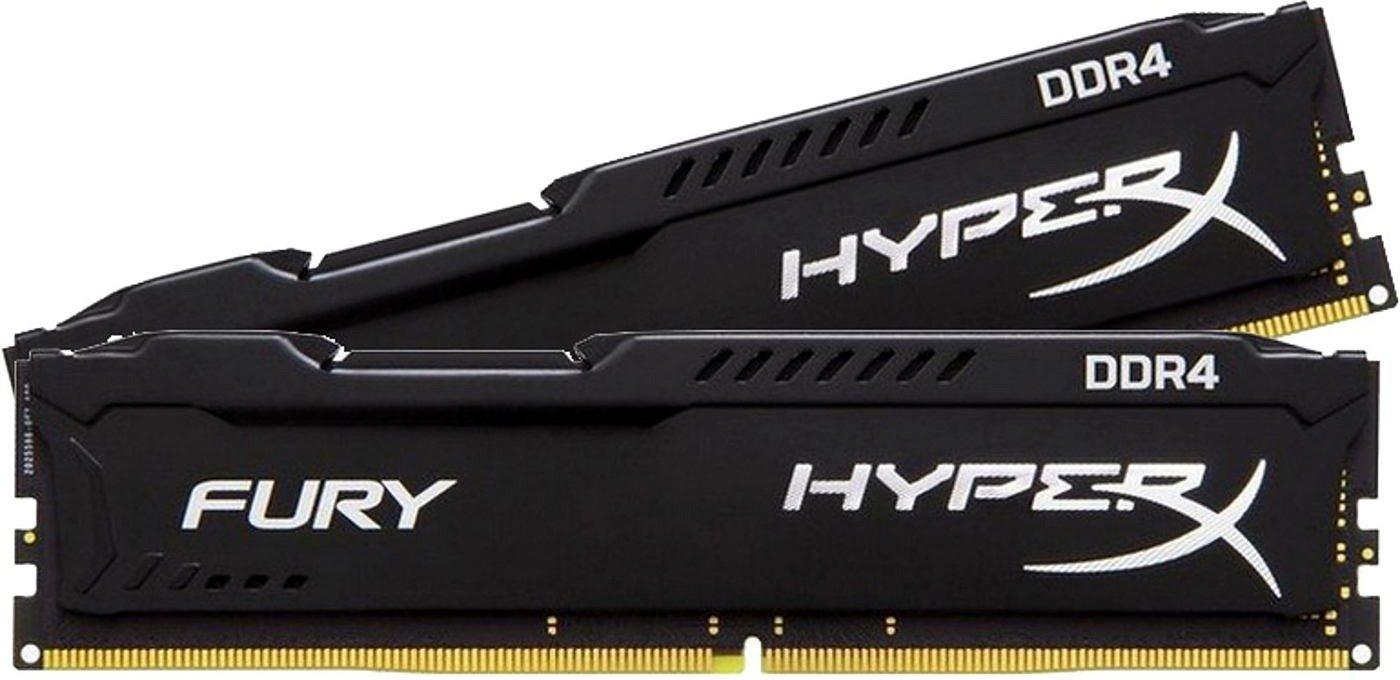 (Conrad) Kingston HyperX Fury 16GB DDR4-2400 für 72,35 €