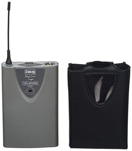 Professionelles Stage Mikrofon Set Monacor (IMG STage Line) TXS-892HSE und TXS626 für 74€ statt 408€ [Amazon]