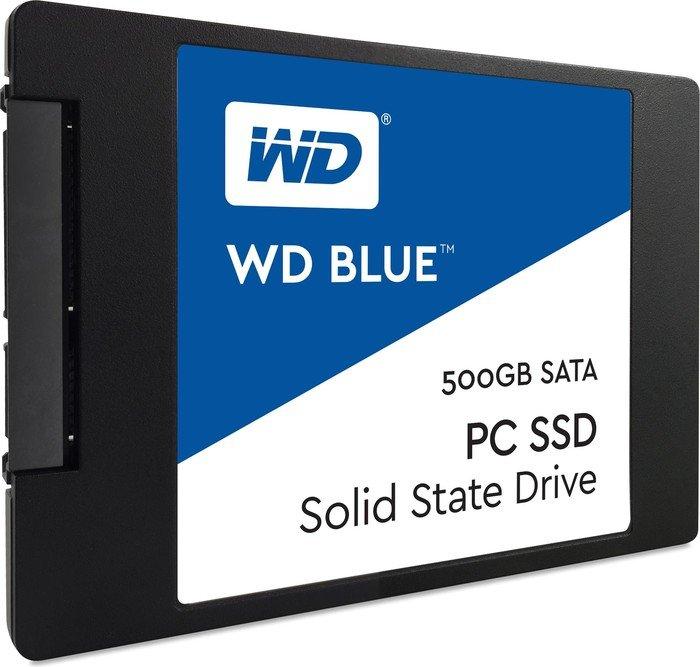 WD Blue SSD mit 500GB für 100,99€ [Vorbestellung] [Amazon.co.uk]